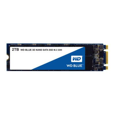 WD Blue 3D - 2048 GB - M.2 - 560 MB/s - 6 Gbit/s WDS200T2B0B