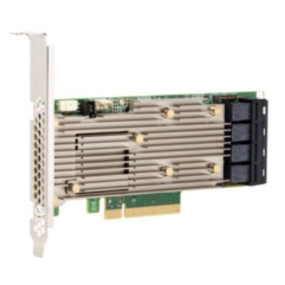 BROADCOM MegaRAID 9460-16i - Raid Speichercontroller - 16 küldő / Kanal - SATA - Raid vezérlő - soros csatolt SCSI (SAS)