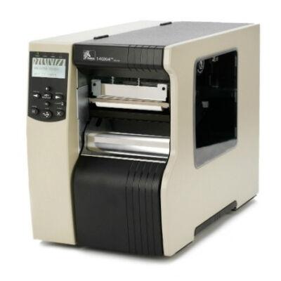 Zebra 140Xi4 - Direct thermal / thermal transfer - 203 x 203 DPI - 356 mm/sec - XML,ZPL II - 16 MB - 8 MB 140-80E-00003