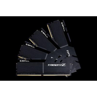 G.Skill Trident Z F4-3600C16Q-32GTZKK - 32 GB - 4 x 8 GB - DDR4 - 3600 MHz - Black F4-3600C16Q-32GTZKK