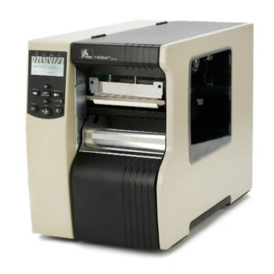 Zebra 140Xi4 - Direct thermal / thermal transfer - 203 x 203 DPI - 356 mm/sec - XML,ZPL II - 16 MB - 8 MB 140-80E-00203