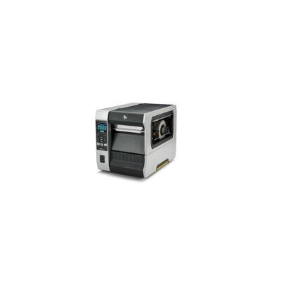 Zebra ZT620 - Thermal transfer - 203 x 203 DPI - 16.8 cm - ZPL,ZPL II - Black,Grey - LCD ZT62062-T2E0100Z