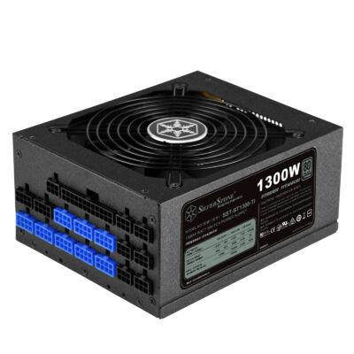 SilverStone ST1300-TI - 1300 W - 90 - 264 V - 1400 W - 47 - 63 Hz - Active - 120 W SST-ST1300-TI