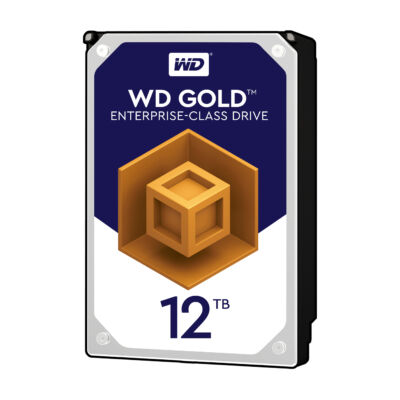 """WD Gold - 3.5"""" - 12000 GB - 7200 RPM WD121KRYZ"""