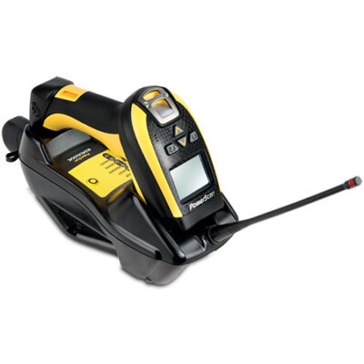 Datalogic PowerScan PM9100 - Handheld bar code reader - 1D - LED - Codabar,Code 32,Code 39,Code 93,EAN 2,EAN 5,EAN-13,GS1 DataBar Expanded,GS1 DataBar... - -45 - 45° - -75 - 75° PM9100-D433RB