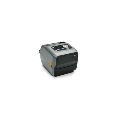 Zebra ZD620 - Thermal transfer - 203 x 203 DPI - 203 mm/sec - 10.4 cm - EPL2,XML,ZBI,ZPL II - Black,Grey ZD62142-T0EF00EZ