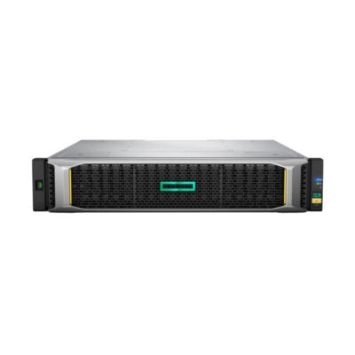 Q1J29A HP Enterprise Modular Smart Array 2050 SAS Dual Controller SFF Storage