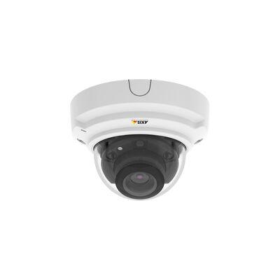 Axis P3374-LV - IP biztonsági kamera - Beltéri - Vezetékes - Digitális PTZ, Előre beállított pont - Egyszerűsített kínai - Hagyományos kínai - Német - Angol - Spanyol