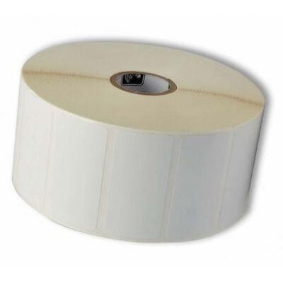 Zebra Silverline Micro M4i - White - Polyester - Rectangle - 800 pc(s) 10027755
