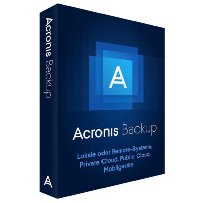 Acronis Backup 12.5 Advanced Server - 1 year(s) A1WYBPDES
