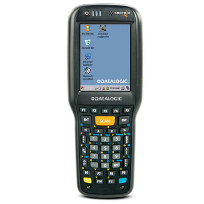 "Datalogic Skorpio X4 - 8.13 cm (3.2"") - 240 x 320 pixels - LCD - 1 GB - RAM - SDHC 942600017"