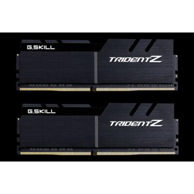 G.Skill Trident Z F4-4600C19D-16GTZKKC - 16 GB - 2 x 8 GB - DDR4 - 4600 MHz - Black F4-4600C19D-16GTZKKC