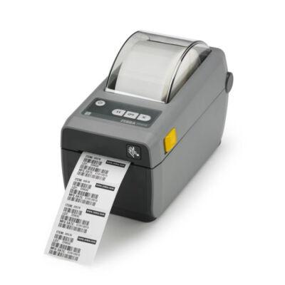 Zebra ZD410 - Direct thermal - 203 x 203 DPI - 152 mm/sec - 5.6 cm - 99.1 cm - EPL,EPL2,XML,ZPL,ZPL II