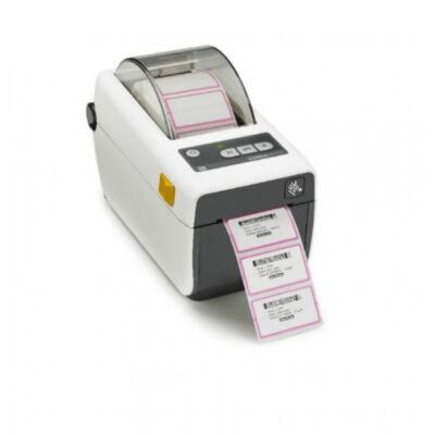 Zebra ZD410 - Direct thermal - 203 x 203 DPI - 152 mm/sec - 5.6 cm - 99.1 cm - EPL,EPL2,XML,ZPL,ZPL II ZD41H22-D0EW02EZ