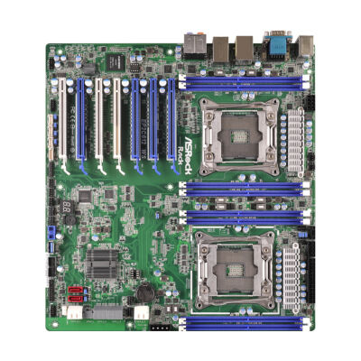 ASRock Mainboard EP2C612 WS Sockel 2011-3 - Motherboard - Intel Socket 2011-3 (Core i)