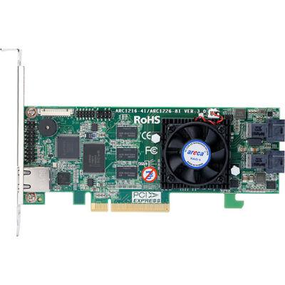 Areca Raid Controller ARC-1226-8I 8-Port intern - Raid controller - Serial Attached SCSI (SAS)
