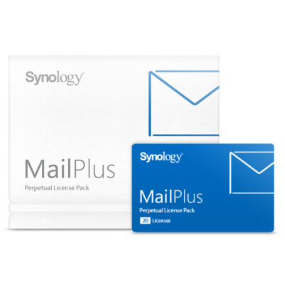 Synology MailPlus - 20 license(s) - Base - License MAILPLUS 20 LICENSES