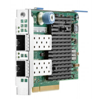HP Enterprise 727054-B21 - Internal - Wired - PCI Express - Fiber - 10000 Mbit/s
