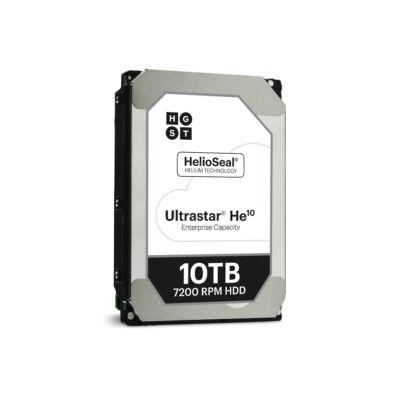 WD Ultrastar He10 - 3,5 - 10000 GB - 7200 RPM 0F27607