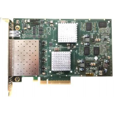 Chelsio Quadport Netzwerkkarte PCIe 25Gbit T6425-CR - High Performance