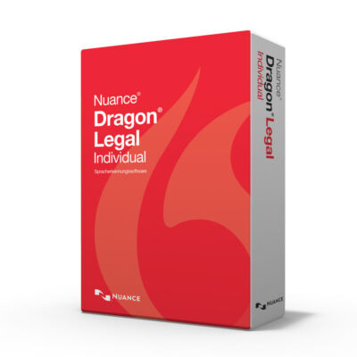 Nuance Communications NaturallySpeaking Dragon Legal Individual 15 - 4096 MB - 4096 MB - Dual Core - Windows 7 - 8.1 - 10 (32- and 64-bit) Windows Server 2008 R2 & 2012 R2 - German - 1 license(s) A509G-X01-15.0