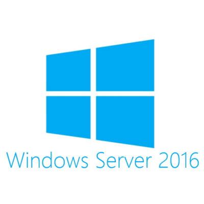 Microsoft Datacenter - Operating System - Windows Server 2016 German Retail DVD OEM Full Version P71-08653