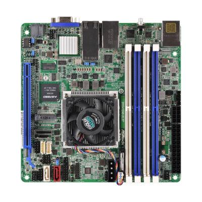 ASRock Mainboard D1541D4I-2L2T - Motherboard - Mini-ITX
