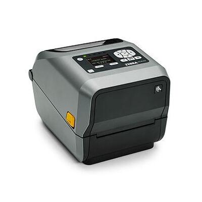 Zebra ZD620 - Thermal transfer - 300 x 300 DPI - 152 mm/sec - 10.8 cm - EPL,ZPL - Grey ZD62143-T1EF00EZ