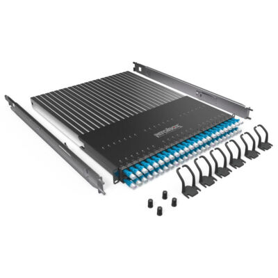 PATCHBOX Plus+ STP - Cat6 - Gigabit Ethernet - 1000 Mbit/s - RJ-45 - Gold - U/FTP (STP) P60STPXC6XX24B