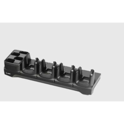 Zebra CRD-MC33-4SC4BC-01 - Fekete - Beltéri akkumulátortöltő CRD-MC33-4SC4BC-01