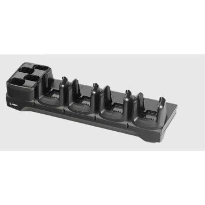 Zebra CRD-MC33-4SE4BC-01 - AC - Fekete - Beltéri akkumulátortöltő CRD-MC33-4SE4BC-01