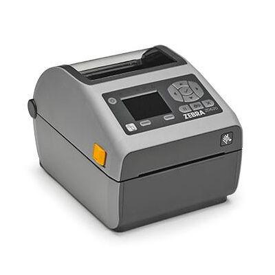 Zebra ZD620 - Direct thermal - 203 x 203 DPI - 203 mm/sec - 10.4 cm - EZPL,ZPL,ZPL II - Grey ZD62042-D0EL02EZ