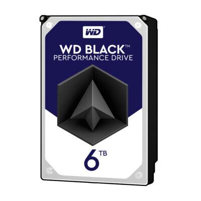 WD Black - 3,5 - 6000 GB - 7200 RPM WD6003FZBX