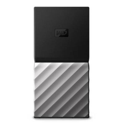 WD MyPassport 2TB SSD WDBKVX0020PSL-WESN - Szilárdtestalapú lemez - Soros ATA