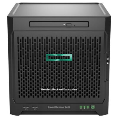HP Enterprise ProLiant MicroServer Gen10 - 2.1 GHz - X3421 - 8 GB - DDR4-SDRAM - 200 W - Ultra Micro Tower P04923-421