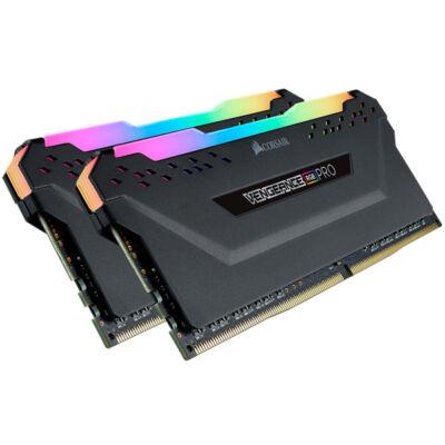 Corsair Vengeance CMW16GX4M2K4000C19 - 16 GB - 2 x 8 GB - DDR4 - 4000 MHz - 288-pin DIMM - Black CMW16GX4M2K4000C19
