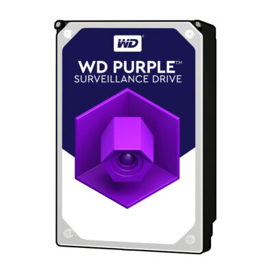 "WD Purple - 3.5"" - 12000 GB - 7200 RPM WD121PURZ"