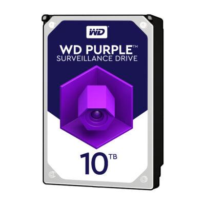 """WD Purple - 3.5"""" - 10000 GB - 7200 RPM WD101PURZ"""