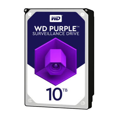 "WD Purple - 3.5"" - 10000 GB - 7200 RPM WD101PURZ"