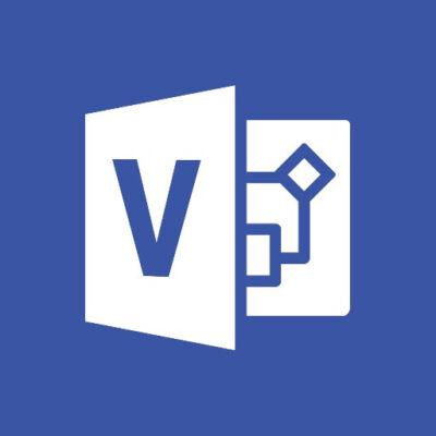 Microsoft Visio Professional 2019 - 1 license(s) D87-07435