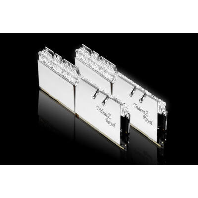 G.Skill Trident Z Royal F4-4600C18D-16GTRS - 16 GB - 2 x 8 GB - DDR4 - 4600 MHz - 288-pin DIMM F4-4600C18D-16GTRS