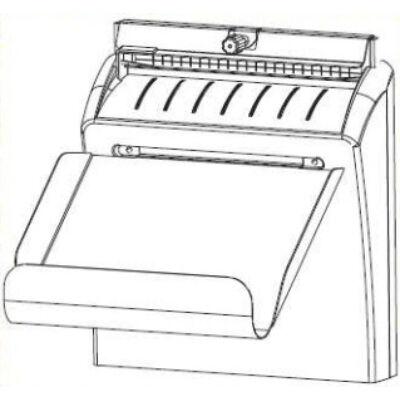 Zebra P1058930-190 - Cutter - Label printer - Zebra - ZT420 - 1 pc(s) P1058930-190