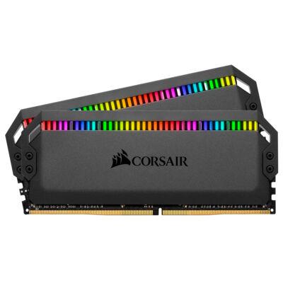 Corsair Dominator Platinum RGB - 16 GB - 2 x 8 GB - DDR4 - 4266 MHz - 288-pin DIMM CMT16GX4M2K4266C19