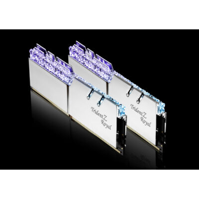 G.Skill Trident Z Royal F4-4000C19D-32GTRS - 32 GB - 2 x 16 GB - DDR4 - 4000 MHz - 288-pin DIMM F4-4000C19D-32GTRS