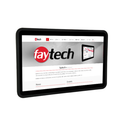 "faytech 21.5"" 54.61cm FT215V40M400W1G8GCAP Embedded Touch-PC kapazitiv - Cortex A7 - 1GB DDR"