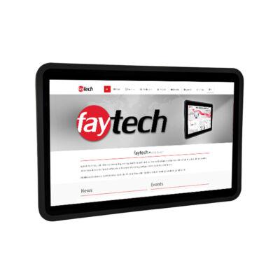 "faytech 21.5"" 54.61cm FT215V40M400W1G8GCAP Embedded Touch-PC kapazitiv - Cortex A7 - 1GB DDR"