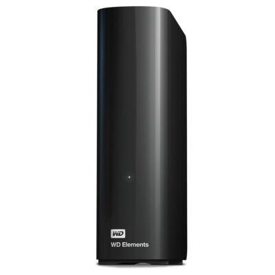 WD Elements Desktop - 10000 GB - 3.2 Gen 1 (3.1 Gen 1) - Black WDBWLG0100HBK-EESN