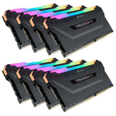 Corsair Vengeance CMW128GX4M8C3000C16 - 128 GB - 8 x 16 GB - DDR4 - 3000 MHz - 288-pin DIMM CMW128GX4M8C3000C16