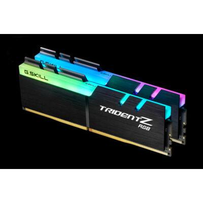 G.Skill Trident Z RGB F4-4600C18D-16GTZR - 16 GB - 2 x 8 GB - DDR4 - 4600 MHz - 288-pin DIMM F4-4600C18D-16GTZR