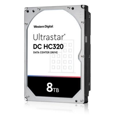 """WD Ultrastar DC HC320 - 3.5"""" - 8000 GB - 7200 RPM 0B36411"""